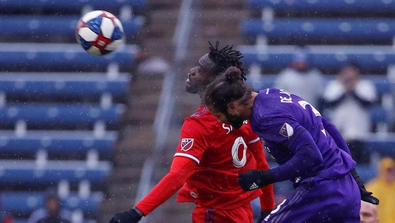 Chicago Fire vs. Orlando City SC | 2019 MLS Highlights