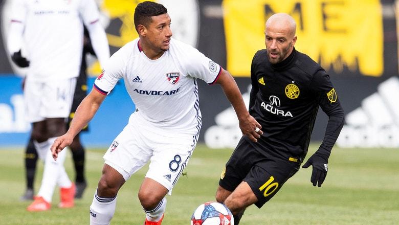 Columbus Crew SC vs. FC Dallas | 2019 MLS Highlights