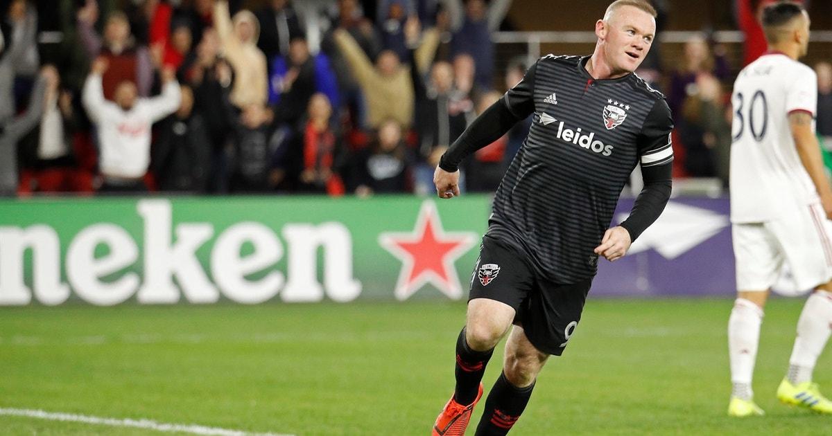 D.C. United vs. Real Salt Lake   2019 MLS Highlights