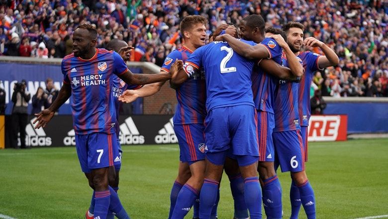 90 in 90: FC Cincinnati vs. Portland Timbers | 2019 MLS Highlights