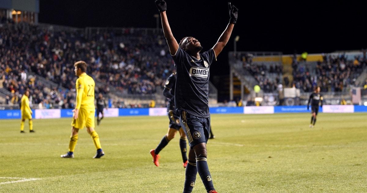 Philadelphia Union vs. Columbus Crew SC   2019 MLS Highlights