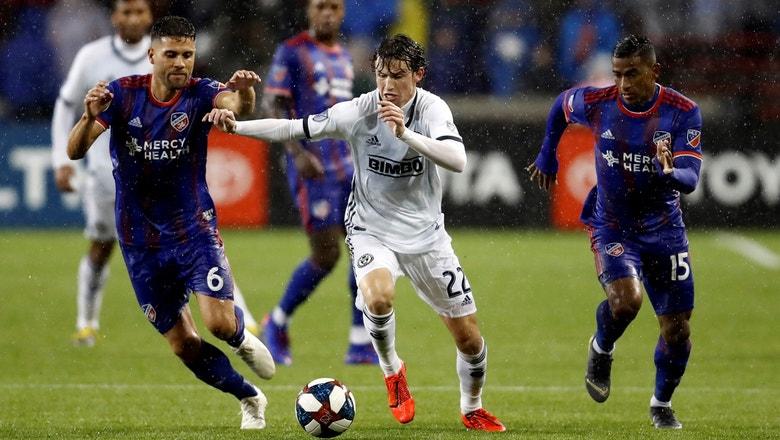 FC Cincinnati vs. Philadelphia Union | 2019 MLS Highlights