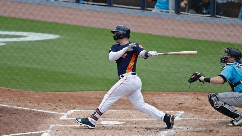 AP source: Alex Bregman, Astros agree to $100M, 6-year deal