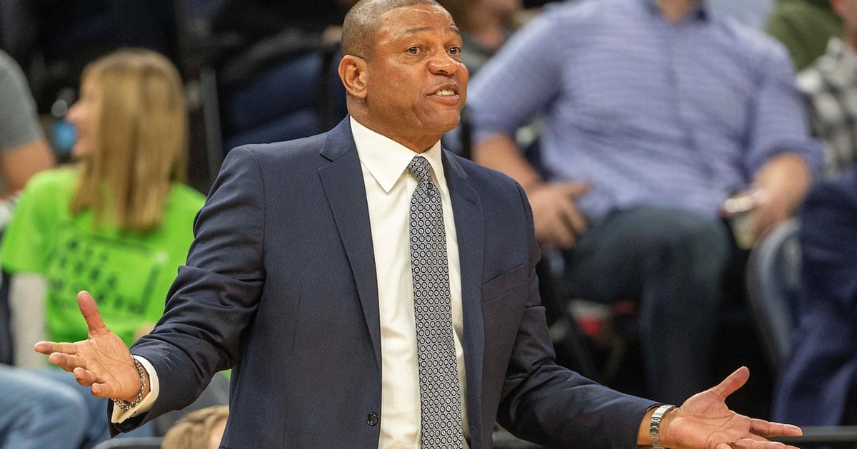 Colin Cowherd doesn't think Doc Rivers and LeBron James would 'mesh well' on the Lakers