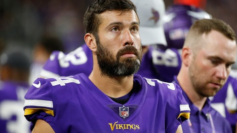 Minnesota Vikings Claim Safety Andrew Sendejo off Waivers