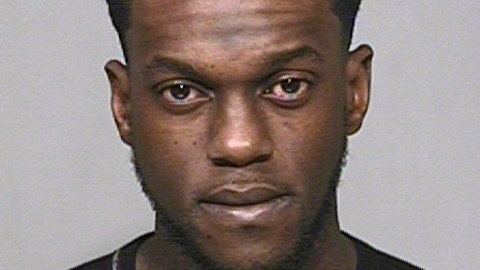 <p>               In this Friday, March 1, 2019, photo provided by the Scottsdale Police Department, San Francisco Giants outfielder Cameron Maybin is shown in a booking photo in Scottsdale, Ariz. Police said Tuesday that the 31-year-old was arrested on suspicion of driving under the influence. (Scottsdale Police Department via AP)             </p>