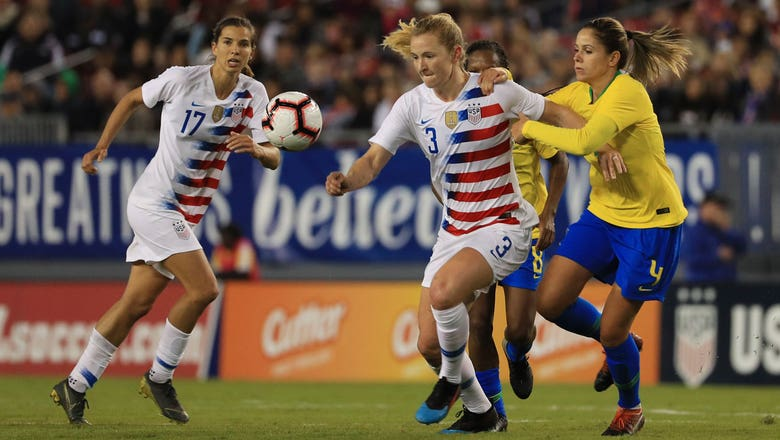 Aly Wagner: 'USWNT responds in a resounding way' | 2019 SheBelieves Cup