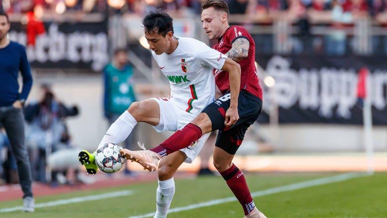 1. FC Nürnberg vs. FC Augsburg | 2019 Bundesliga Highlights