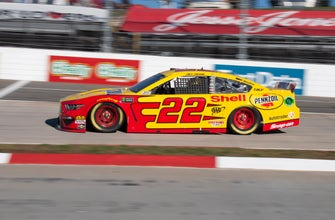 Logano to lead a gaggle of Fords at NASCAR's shortest track