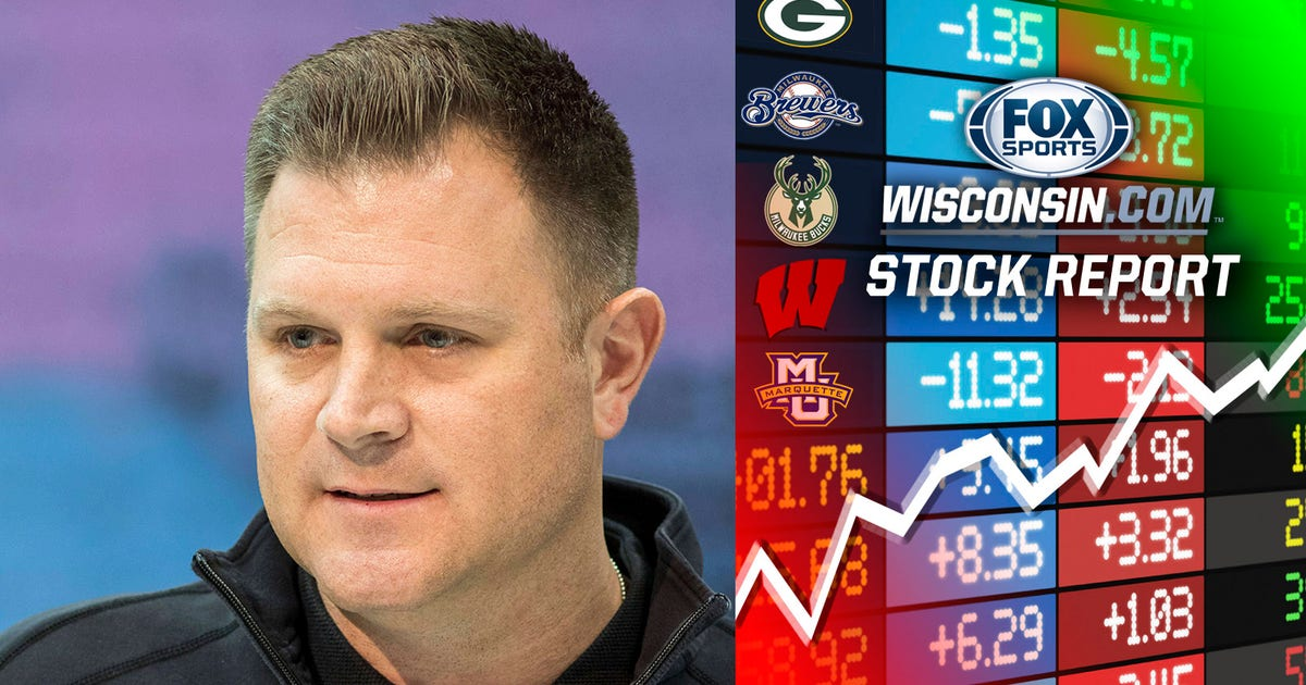Packers' Gutekunst making free agency pretty fun