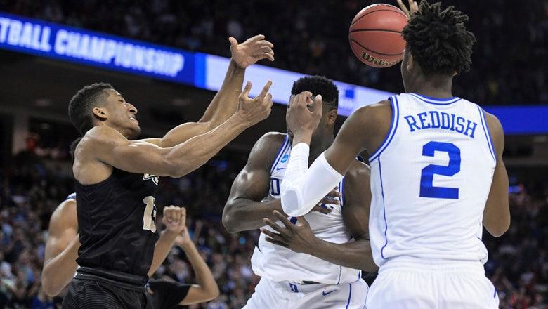 Duke-UCF thriller helps boost TV ratings for NCAA Tournament