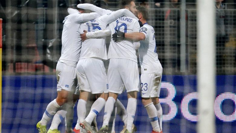 Quagliarella sets Italy's mark in 6-0 win over Liechtenstein