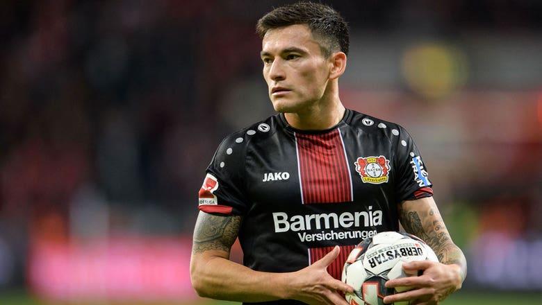 Charles Aranguiz resurgence has given life to Bayer 04 Leverkusen