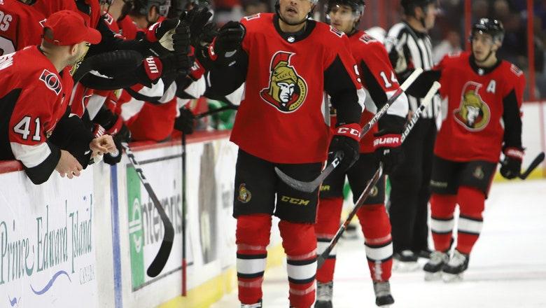 Paajarvi leads Senators to 6-2 win over slumping Maple Leafs