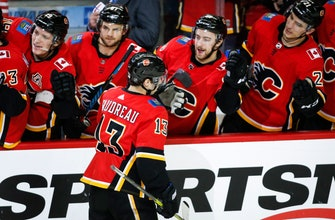 Johnny Gaudreau has 6 points as Flames scorch Devils 9-4