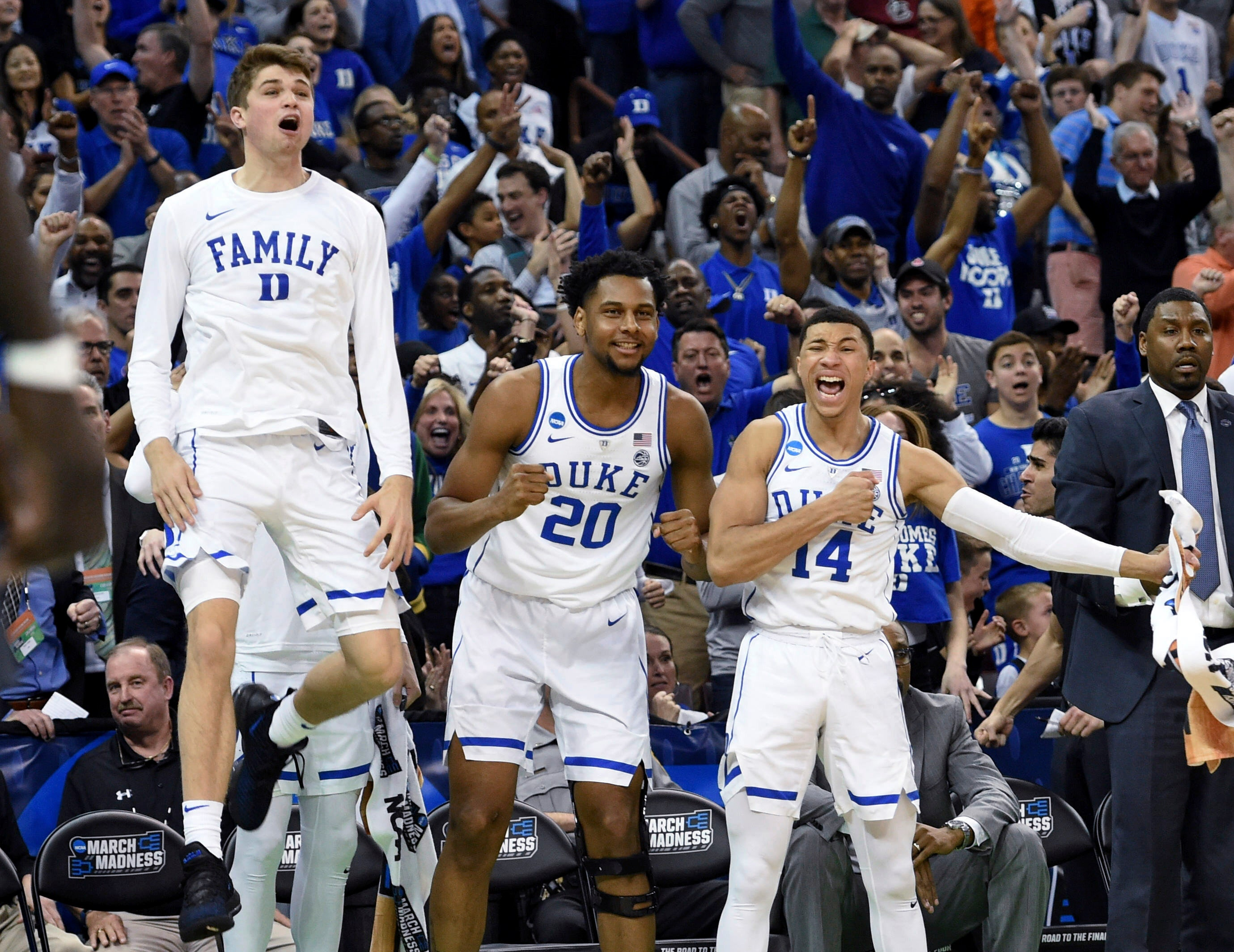 436981b84 Upset Special  NCAA favorites lead the way into Sweet 16