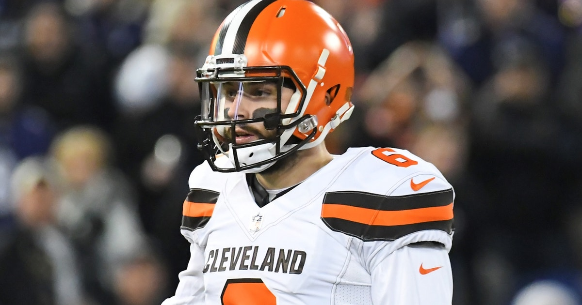 Shannon Sharpe explains why Baker Mayfield won't be able to handle OBJ