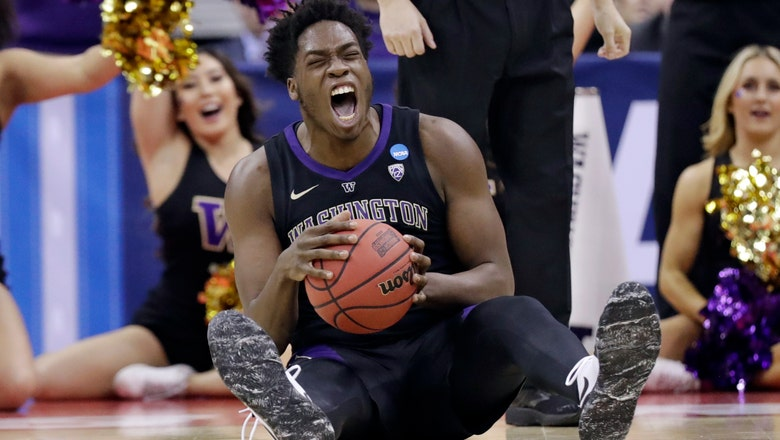 Washington makes successful return, beats Utah State 78-61