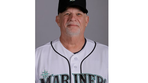 <p>               This is a 2019 photo of Perry Hill of the Seattle Mariners baseball team. This image reflects the Seattle Mariners active roster as of Monday, Feb. 18, 2019, when this image was taken. Ask around the Seattle Mariners complex and the most popular person putting on a uniform each day is likely a 66-year-old who is nearly four decades removed from playing professionally, and has become a respected authority throughout baseball as one of the best infield instructors around. The move by the Mariners to hire Hill as their first-base and infield coach in the offseason went mostly unnoticed, but his influence is already being noticed.(AP Photo/Charlie Riedel)             </p>