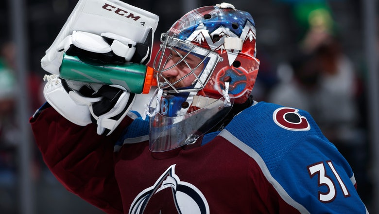 Grubauer helps Avalanche beat Devils 3-0