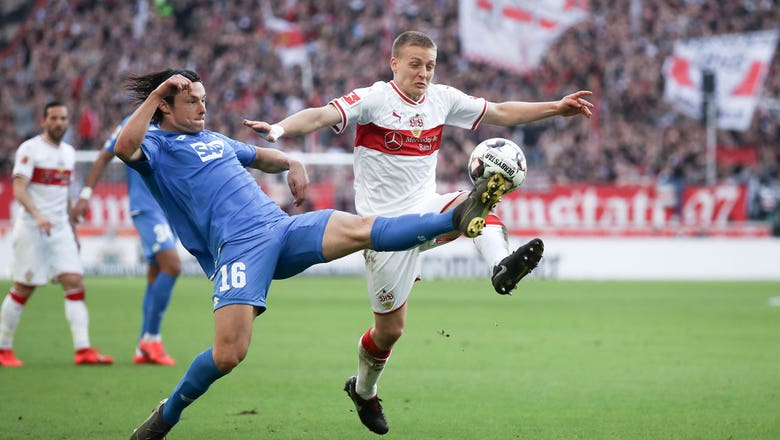 VfB Stuttgart vs. 1899 Hoffenheim | 2019 Bundesliga Highlights