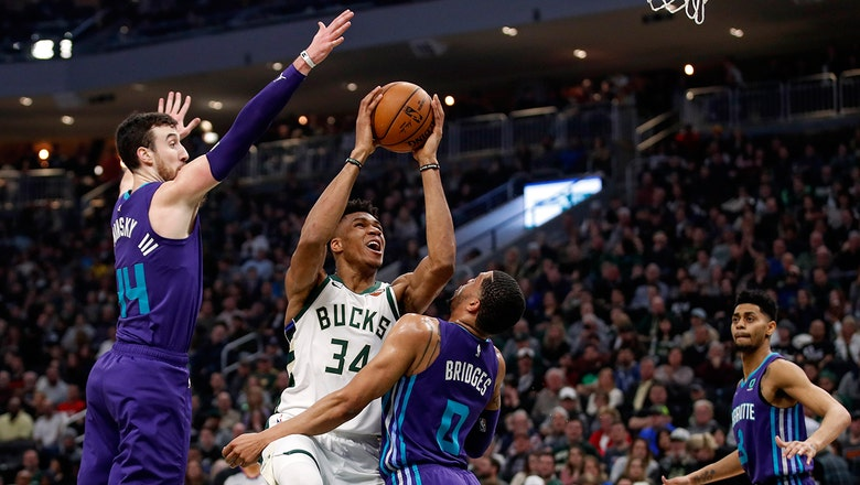 Hornets LIVE To Go: Hornets unable to keep up with Bucks