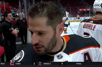 Ryan Kesler reflects on what it means to reach 1,000 games