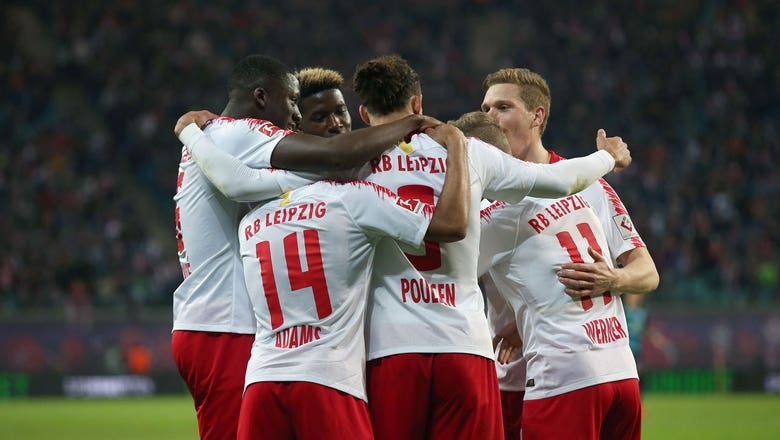 RB Leipzig vs. Hertha BSC Berlin | 2019 Bundesliga Highlights