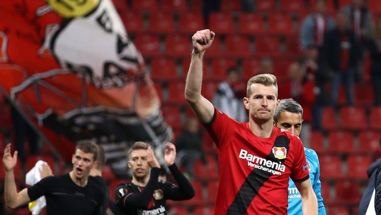 Lukas Hradecky enjoying his time at Bayer Leverkusen   2019 Bundesliga