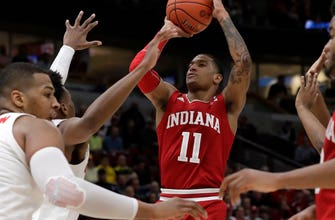 Hoosiers bounced from Big Ten tourney, now wait and hope for NCAA bid