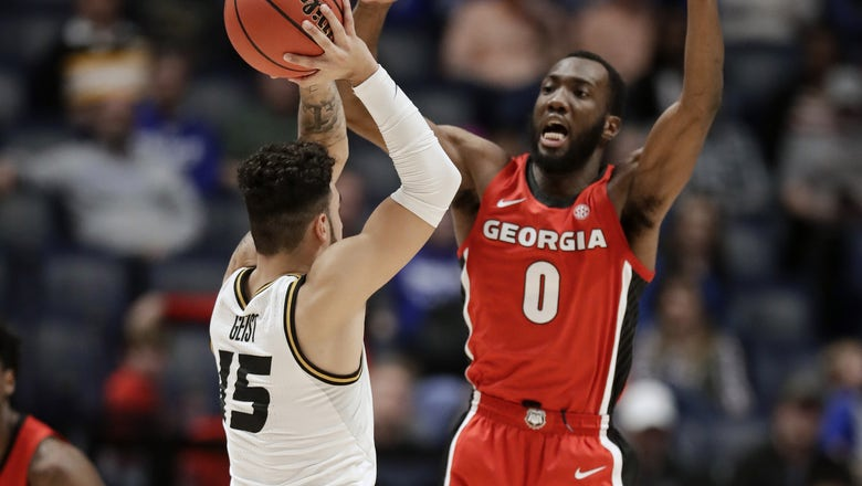 Mizzou defeats Georgia 71-61 to move on in SEC tournament