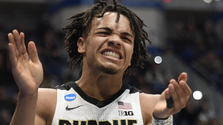 Purdue's Edwards announces plans to leave early for NBA draft