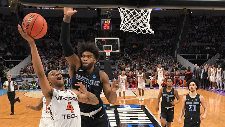 Saint Louis' improbable run ends after 66-52 loss to Virginia Tech