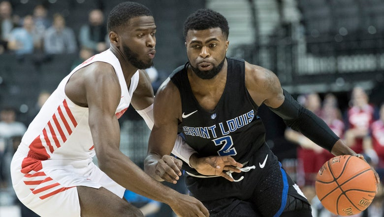 Billikens advance to A-10 semifinals with 64-55 win over Flyers