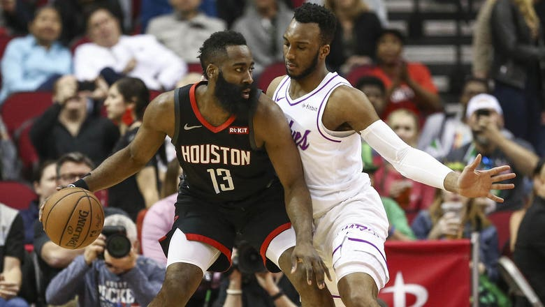 Rockets come alive in third quarter, beat Wolves 117-102