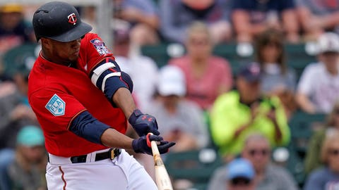 Jonathan Schoop, Twins second baseman (⬇️ DOWN)