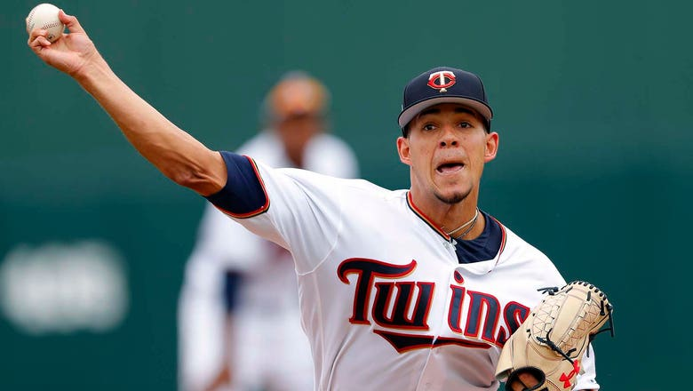Berrios' solid start helps Twins top Red Sox 4-1