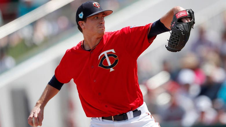 Gibson battles out of jam, but Twins lose 3-0 to Tigers
