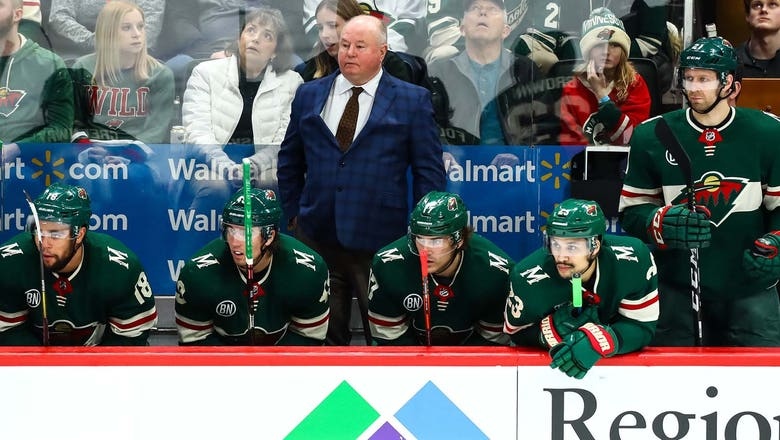 Playoff watch: Wild on the outside looking in (for now)
