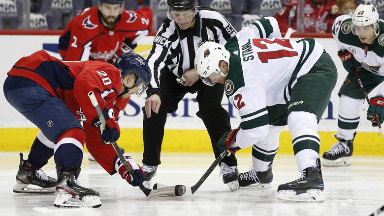 Wild sneak back into postseason position with 2-1 win over Capitals
