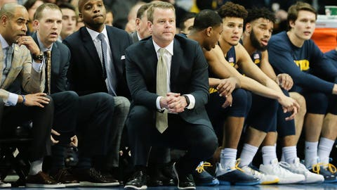 Steve Wojciechowski, Marquette basketball coach (⬇ DOWN)