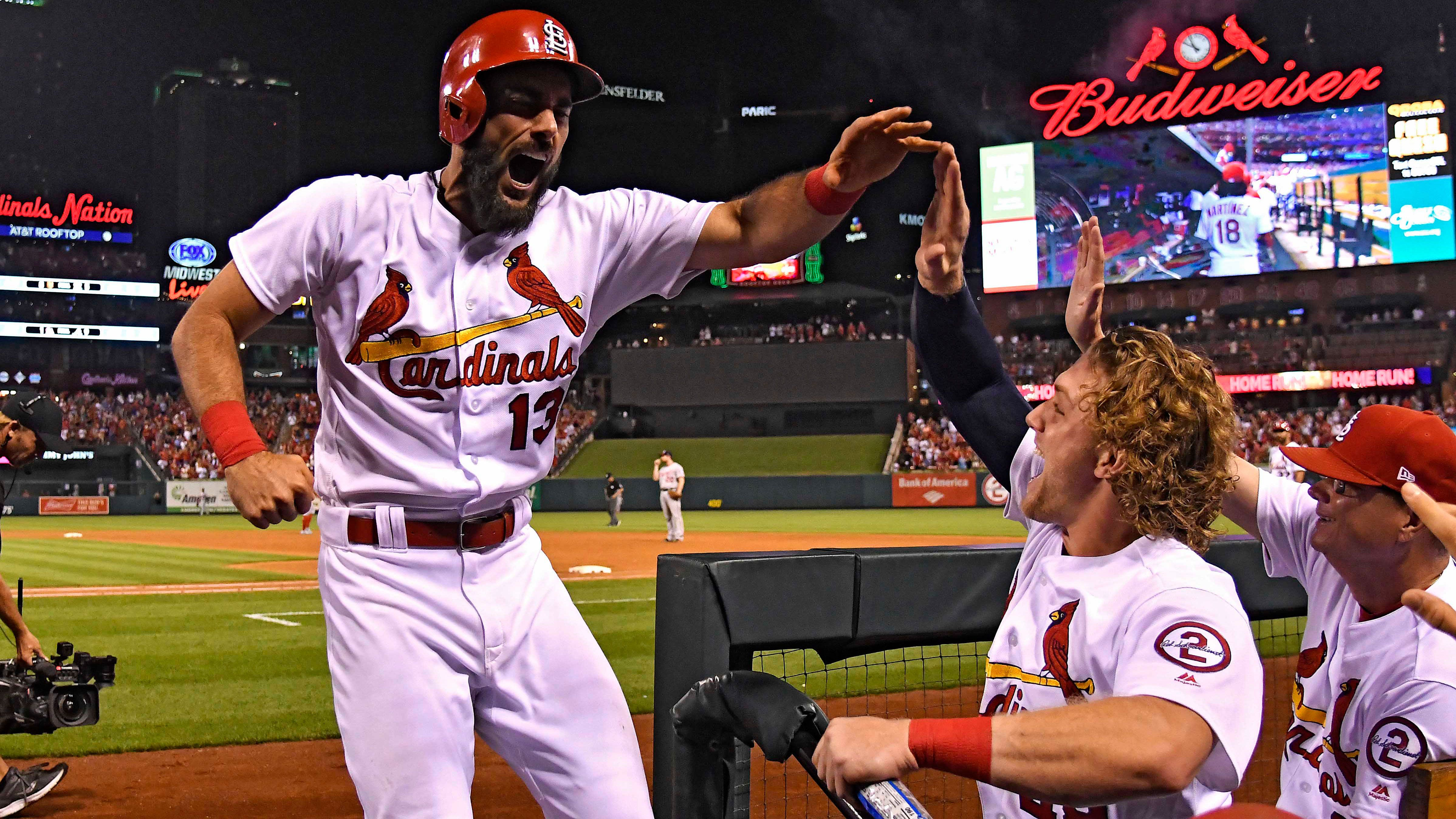 2019 Cardinals Tv Schedule On Fox Sports Midwest Fox Sports