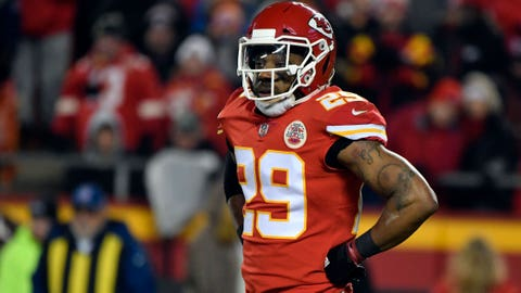 Chiefs release Berry as free agency begins