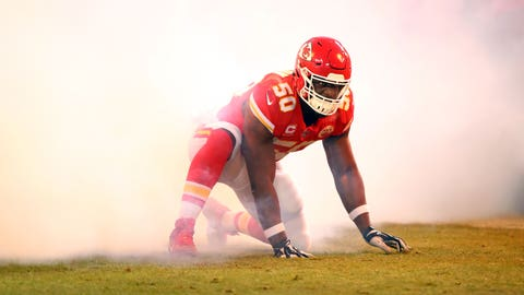 Chiefs Are Reportedly Cutting 4-Time Pro Bowler Justin Houston