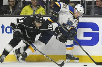 Tarasenko to be re-evaluated in 10 days for upper-body injury