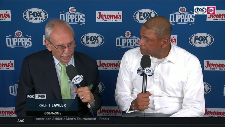 Doc Rivers reflects on ejection and NCAA March Hoops