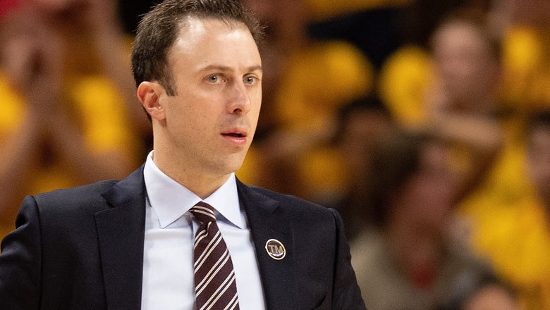 Richard Pitino agrees to two-year extension with Gophers