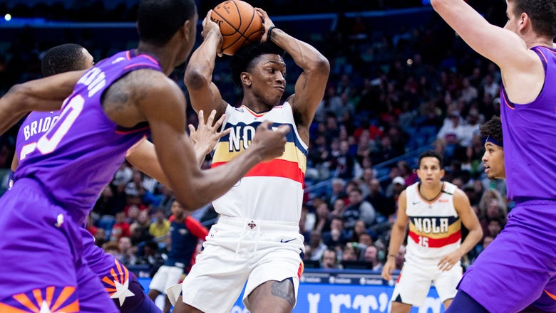 Pelicans fall 138-136 in overtime against Suns