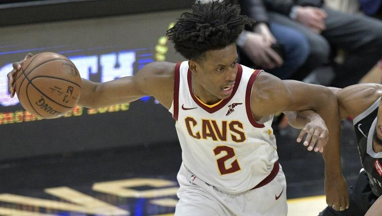 Sexton scores 27, leads Cavaliers past Pistons 126-119