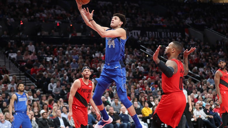 Doncic provided 24 points in Mavs 126-118 loss to Trail Blazers